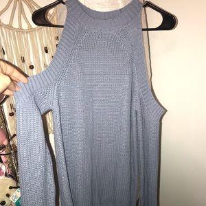 Forever 21 open shoulder Sweater